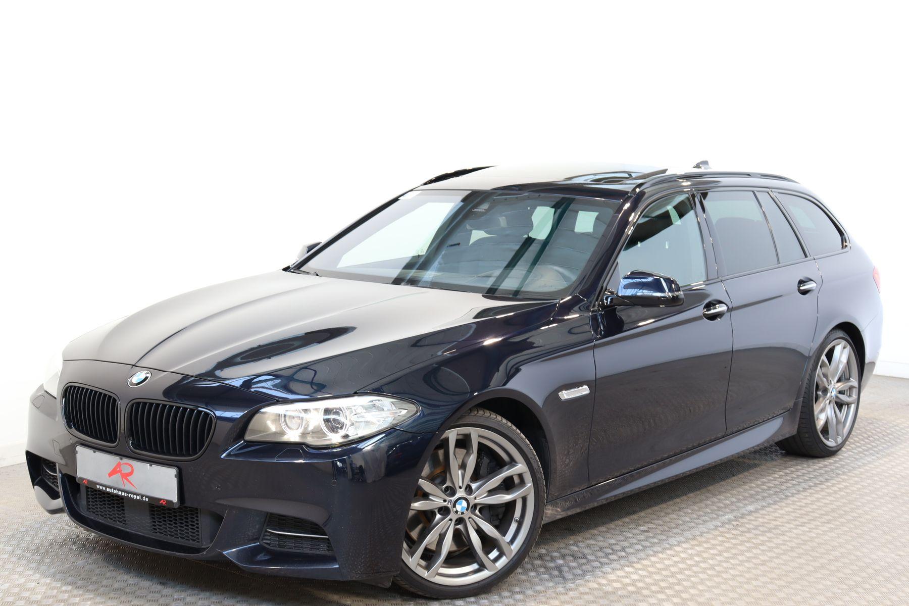 BMW M550 d xDrive BANG+O HIGH END,HUD,ACC,STANDHEIZ., Jahr 2014, Diesel