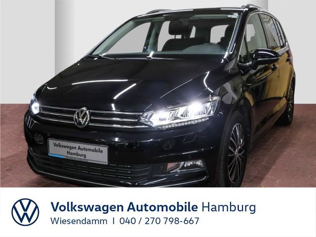 Volkswagen Touran 2.0 TDI DSG Highline Navi LED Klimaautomatik PDC LM, Jahr 2016, Diesel