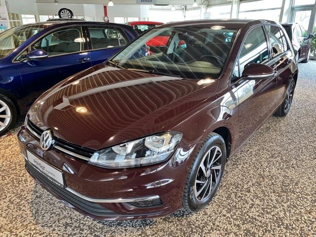 Volkswagen Golf 1.6 TDI Join NAVI, uvm., Jahr 2018, Diesel