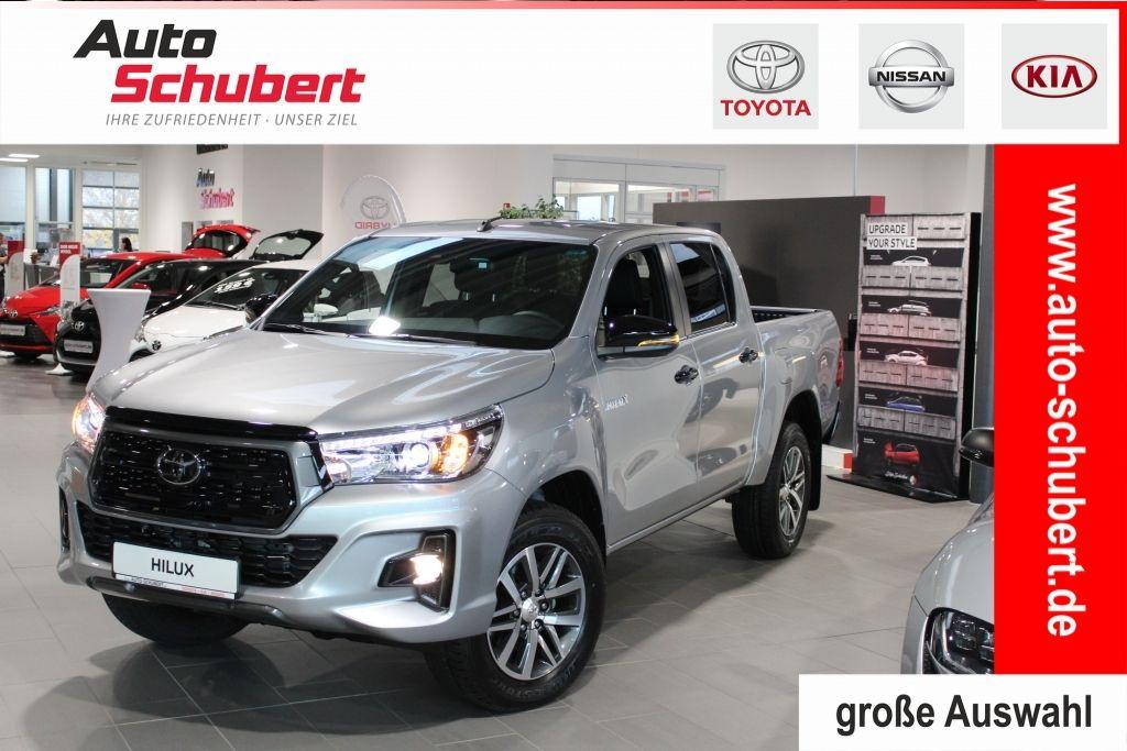 Toyota Hilux Executive 4x4 DoubleCab+AHK+NAVi+L.-Wanne+, Jahr 2019, Diesel
