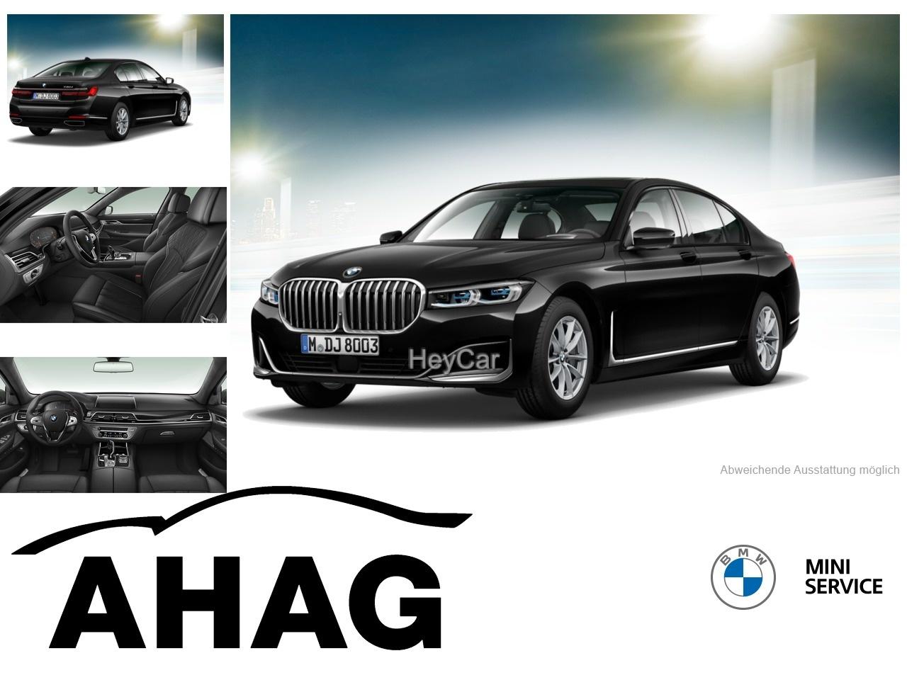 BMW 730D (HeadUp Kurvenlicht Bluetooth Navi Klima), Jahr 2020, Diesel