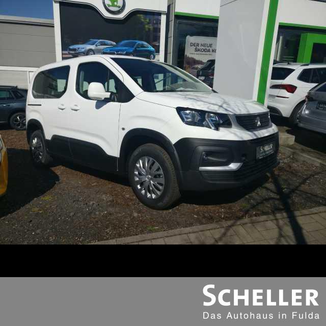 Peugeot Rifter Active PT 110 dt.Modell/ -26%, Jahr 2019, Benzin