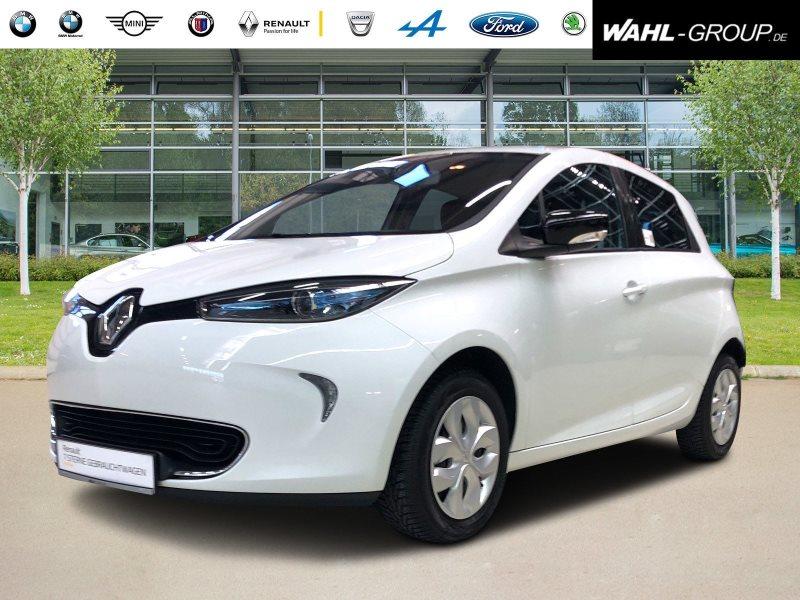 Renault Zoe Life Klimaaut. zzgl. Batteriemiete, Jahr 2014, Elektro