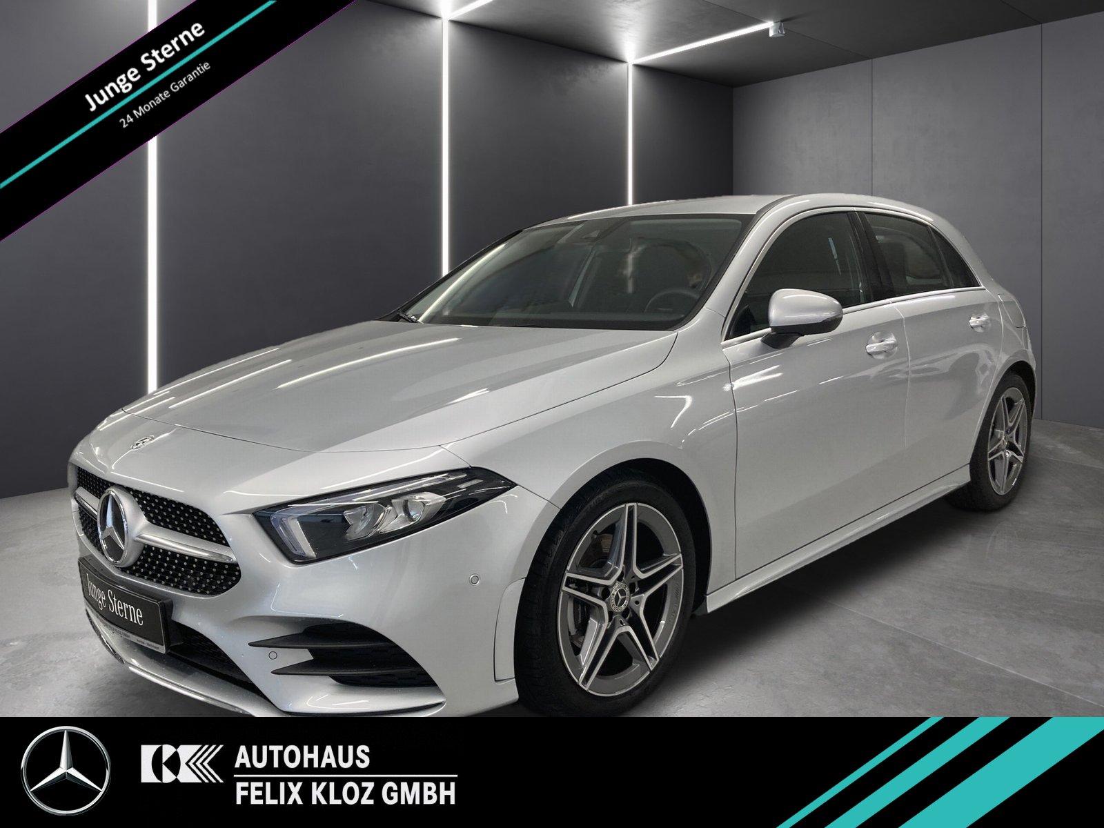 Mercedes-Benz A 200 AMG*NaviPrem*Kamera*LED*Spurhalte*Sitzheiz, Jahr 2020, Benzin