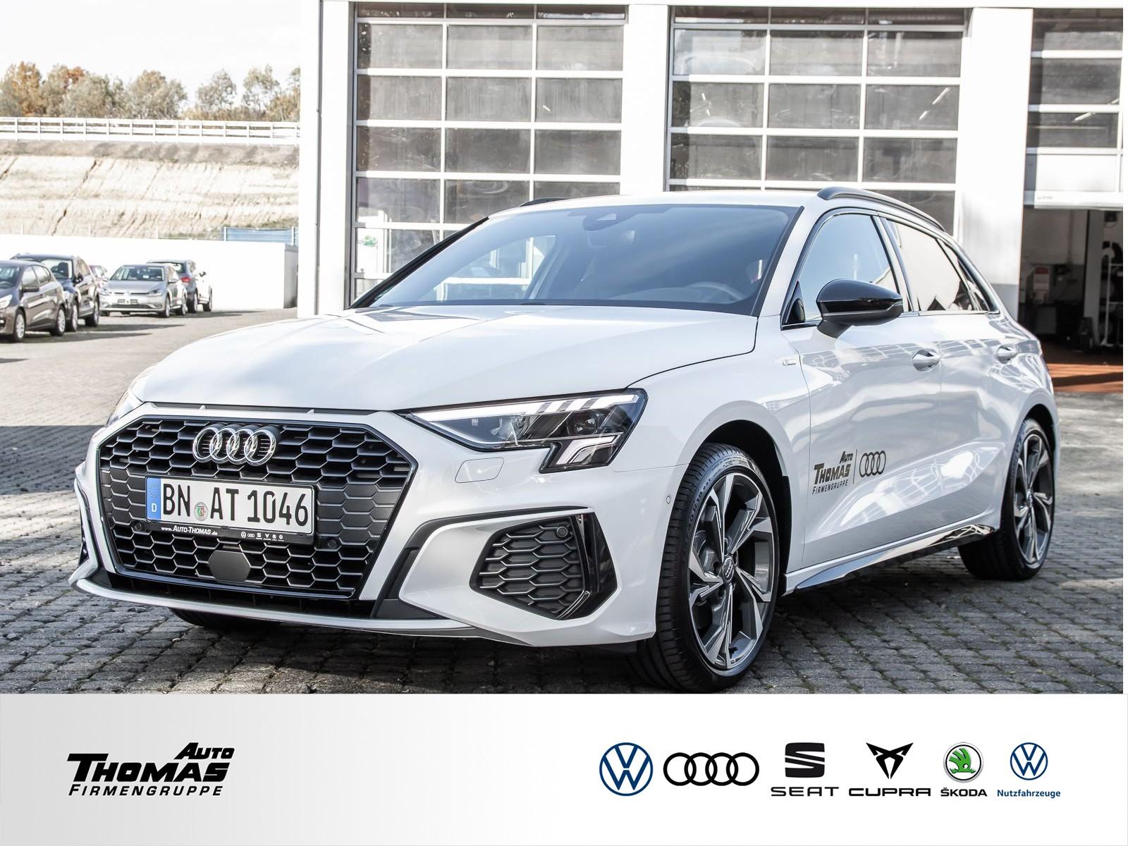 Audi A3 Sportback S line 35 TFSI LED+NAVI+Neues Modell, Jahr 2020, Benzin
