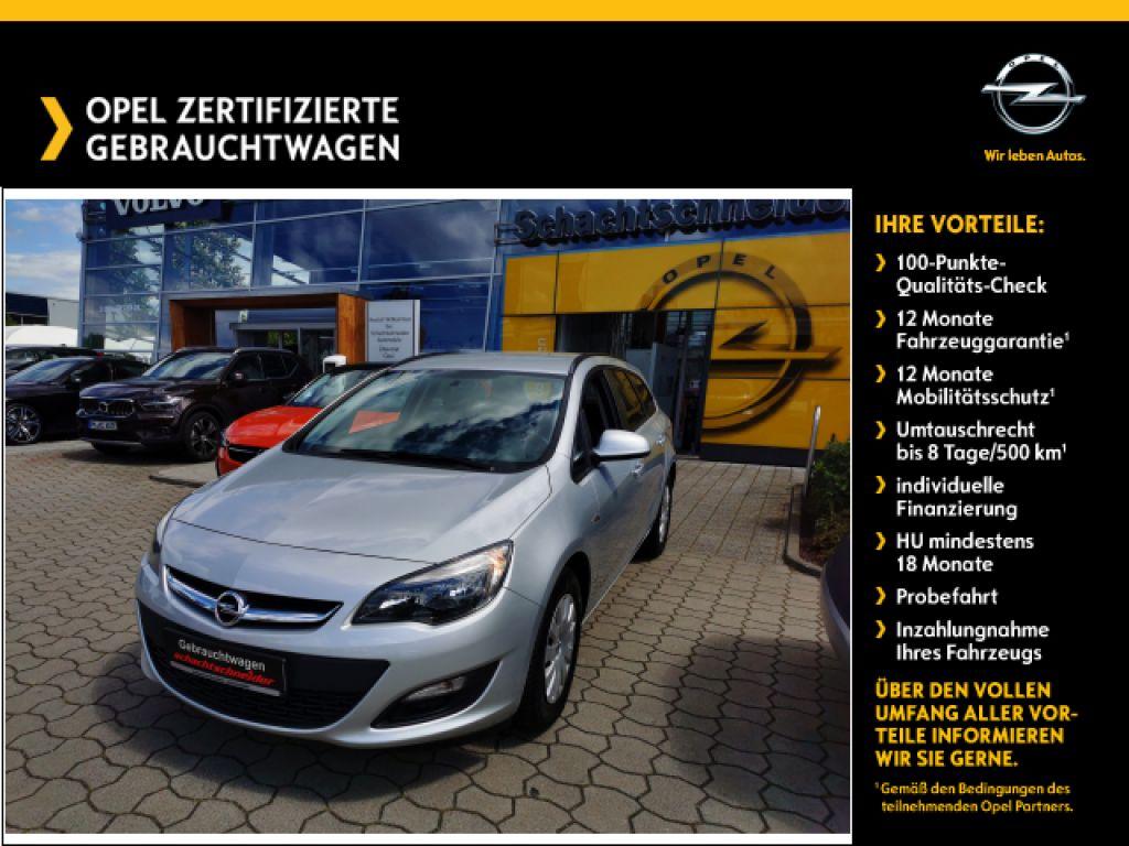 Opel Astra 1.7 CDTI Sports Tourer Edition+PDC+Allwetterr.+, Jahr 2014, Diesel