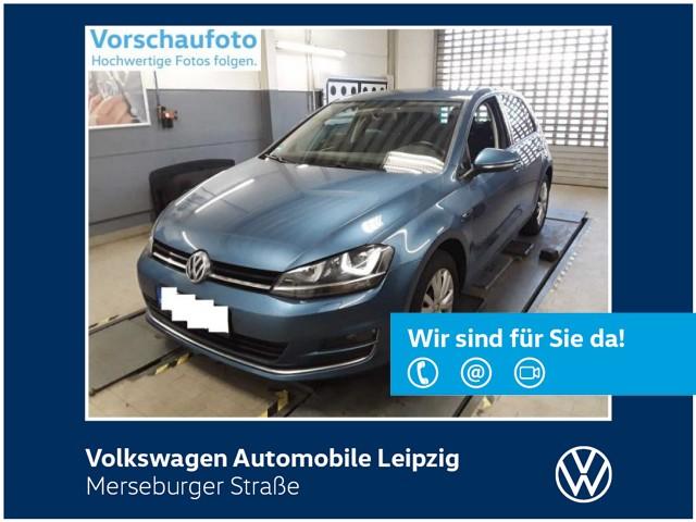 Volkswagen Golf VII 1.2 TSI Lounge *XENON*GRA*PDC*SHZ*, Jahr 2016, Benzin