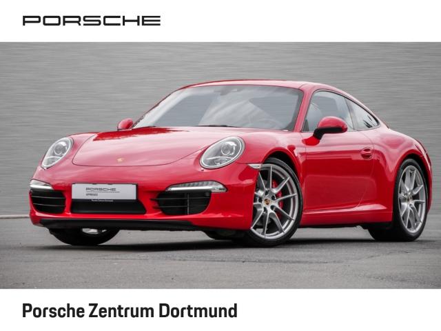 Porsche 991 911 Carrera S 3.8 Sport Chrono Paket, Jahr 2014, petrol