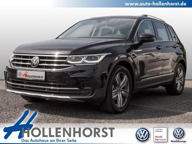 Volkswagen Tiguan Elegance Tiguan 2.0 110TDI D7F L dinghausen, Jahr 2021, Diesel