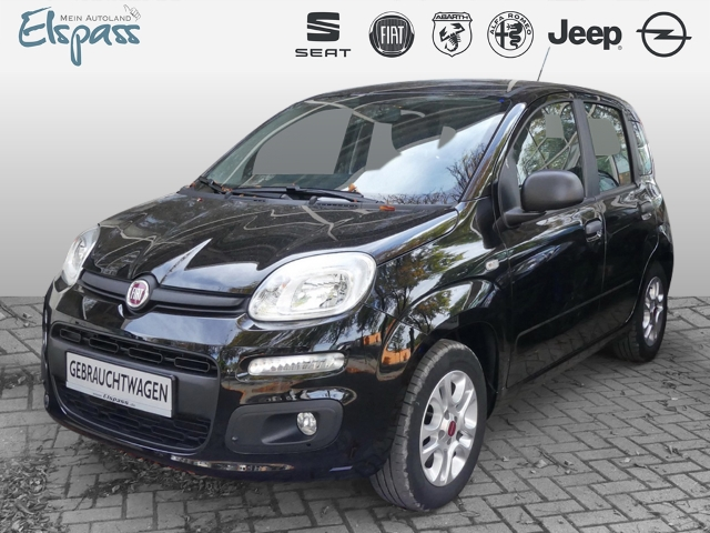 Fiat Panda MYSTYLE 1.2 8V KLIMA RADIO CD ALUFELGEN ZV EFH, Jahr 2014, Benzin