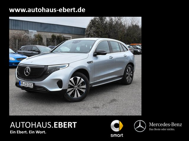 Mercedes-Benz EQC 400 4MATIC *Edition 1886*+MULTIBEAM+360°-Kam, Jahr 2019, electric