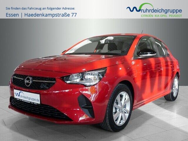 Opel Corsa F Edition 1.2 SGZ+PDC+DAB+Regen & Lichtsensor, Jahr 2019, Benzin