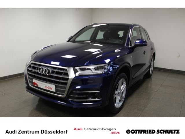 Audi Q5 2.0 TFSI quattro S-line S-tronic Sport, Jahr 2018, Benzin