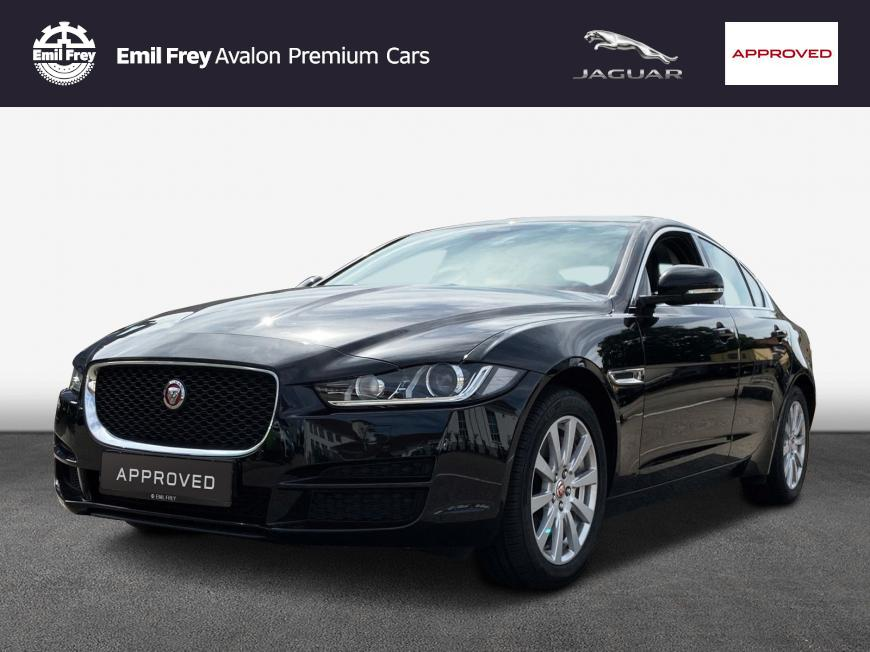 Jaguar XE 20t Prestige Xenon+Meridian+Navi+PDC+RFK+SHZ, Jahr 2017, Benzin