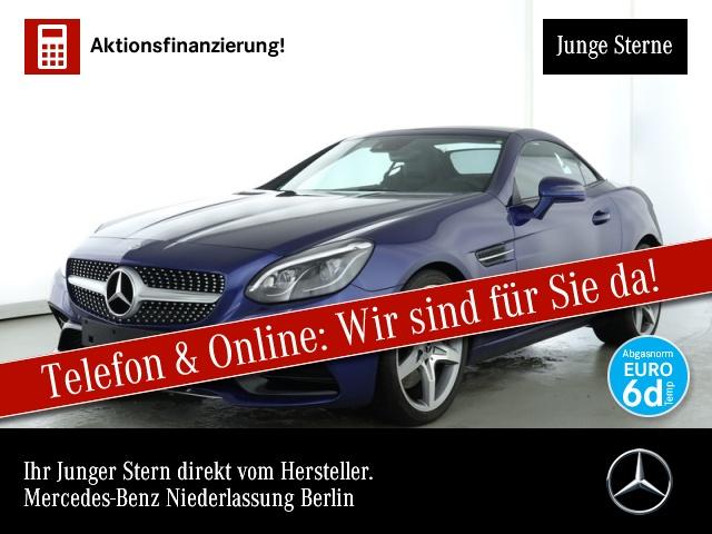 Mercedes-Benz SLC 300 AMG Pano ILS COMAND Airscarf Kamera Mem., Jahr 2018, Benzin
