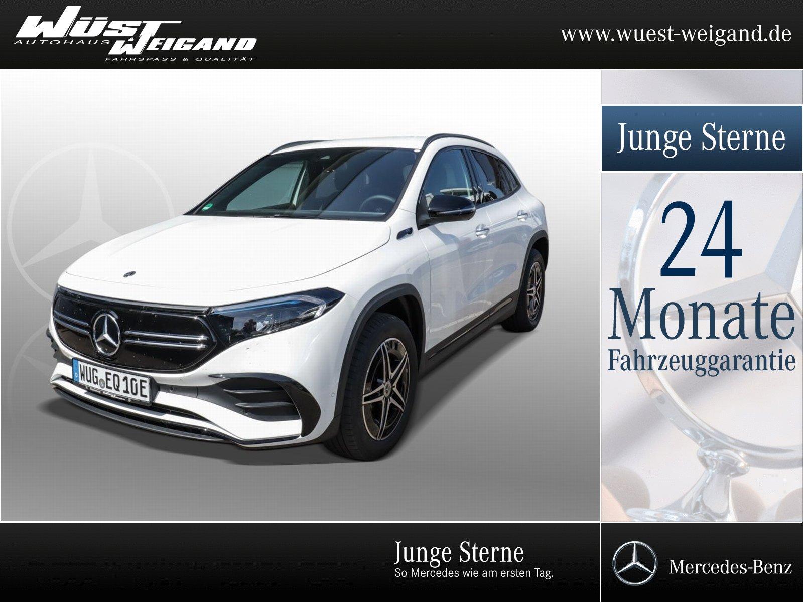 Mercedes-Benz EQA 250 AMG-Line Kamera+PTS+Night+MBUX+LED, Jahr 2021, Elektro
