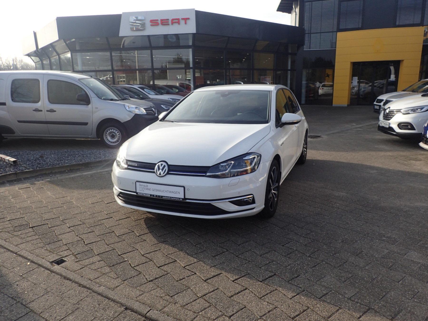 Volkswagen Golf VII Highline BlueMotion Standheizung, Jahr 2018, Benzin
