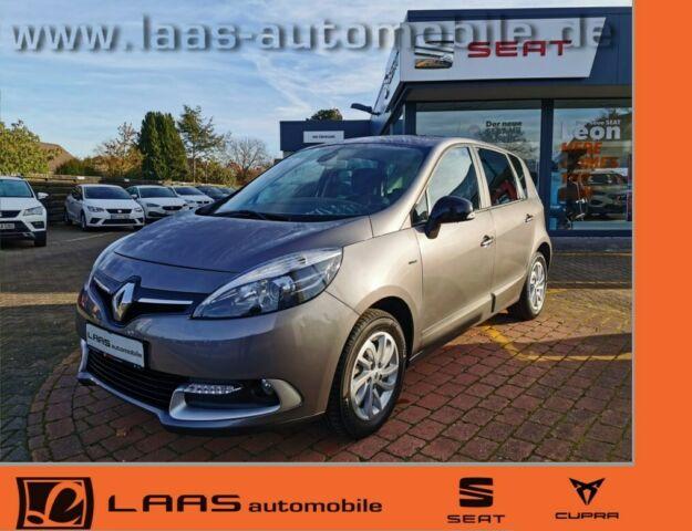 Renault Scenic III Limited -Navi/Sitzheiz.- (GW145), Jahr 2015, Benzin