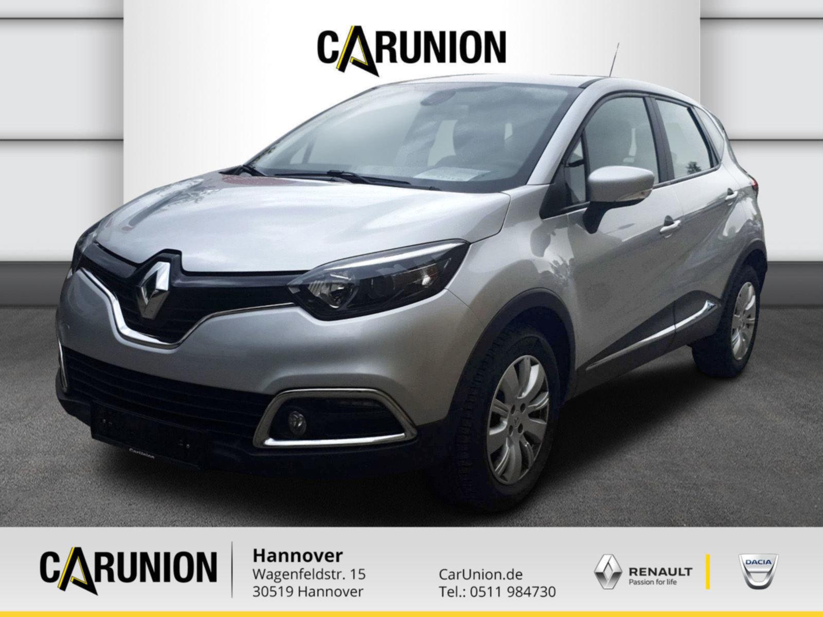 Renault Captur TCe 90 Start&Stop Dynamique, Jahr 2014, Benzin