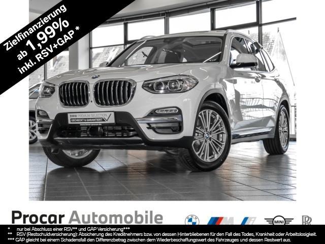 BMW X3 xDrive30i Luxury Line AT HuD Pano 19'' Hifi AH, Jahr 2019, Benzin