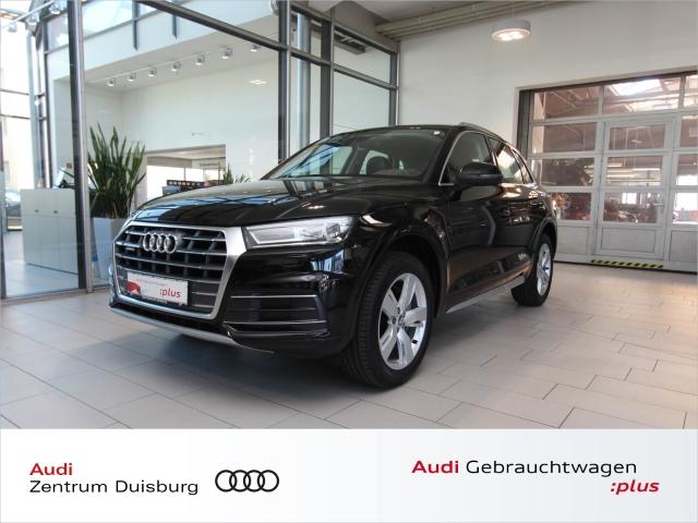 Audi Q5 2.0 TDI quattro S-tronic Navi Plus, Jahr 2018, Diesel