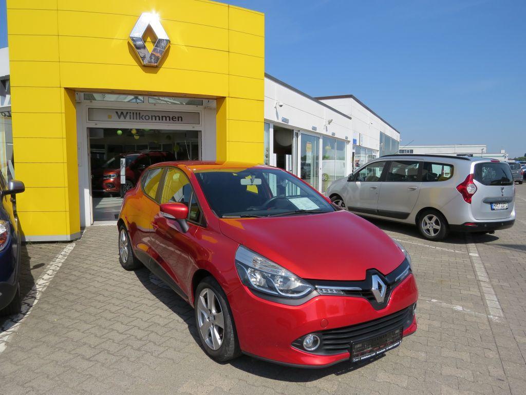 Renault Clio 1.2 16V Dynamique Zahnriemen neu Navi Alu, Jahr 2014, Benzin
