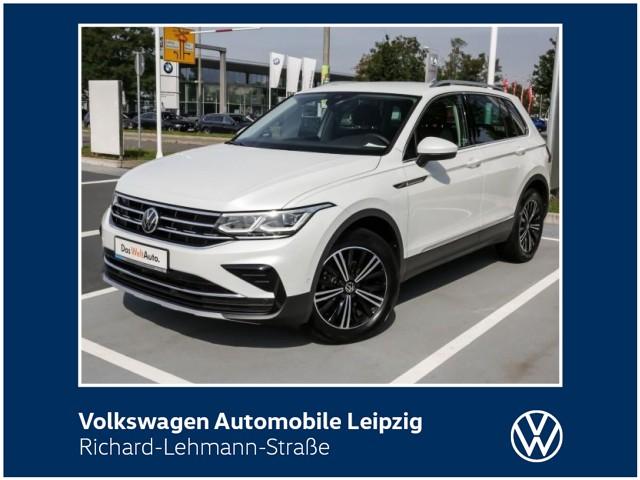 Volkswagen Tiguan Elegance 1.5 TSI OPF DSG *LED*Navi*PDC*, Jahr 2020, Benzin