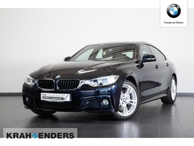 BMW 440 Gran Coupe i xDrive M Sport+HUD+Navi+Bi-Xenon+18'' LM, Jahr 2016, Benzin