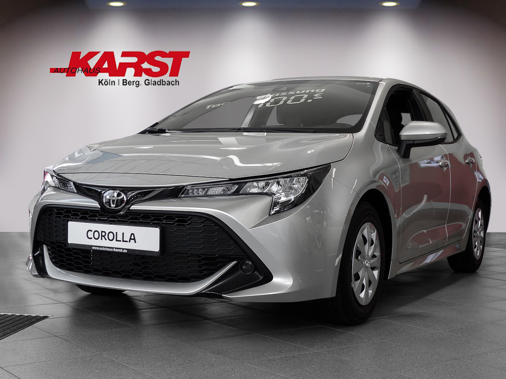 Toyota Corolla Red Deal Safety-Sense Klima LED, Jahr 2019, Benzin