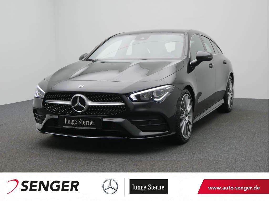 Mercedes-Benz CLA 180 Shooting Brake AMG Line LED Navigation, Jahr 2019, Benzin