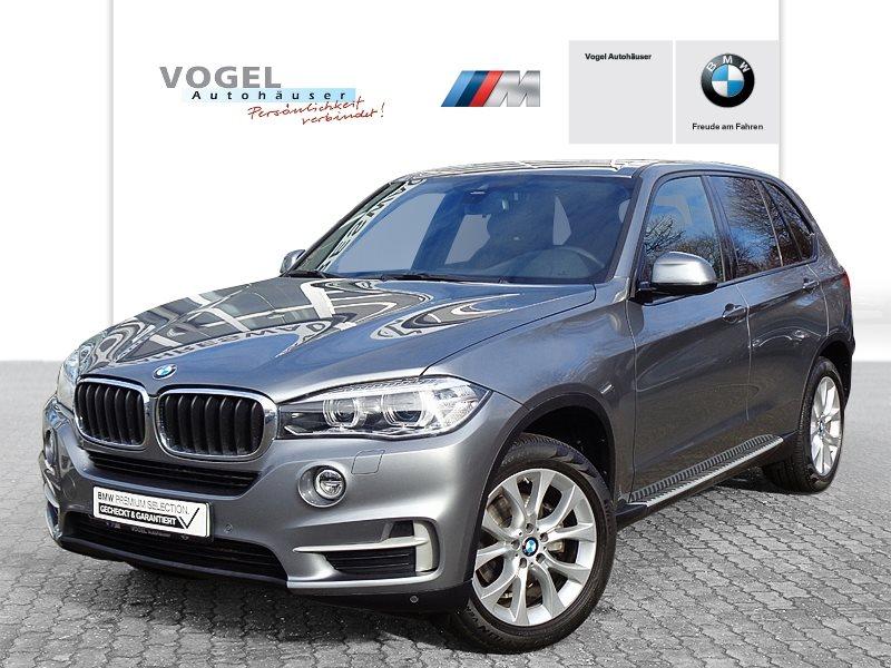BMW X5 xDrive30d Navi Prof Rückfahrkamera PDC Driving Assistant Klima Sitzheizung Xenon Anhängerkupplung Lichtpaket, Jahr 2017, Diesel