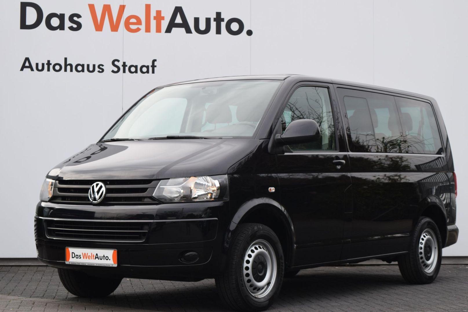 Volkswagen T5 Caravelle Trendline 2.0 TDI 140PS 9-Sitzer+NA, Jahr 2015, Diesel