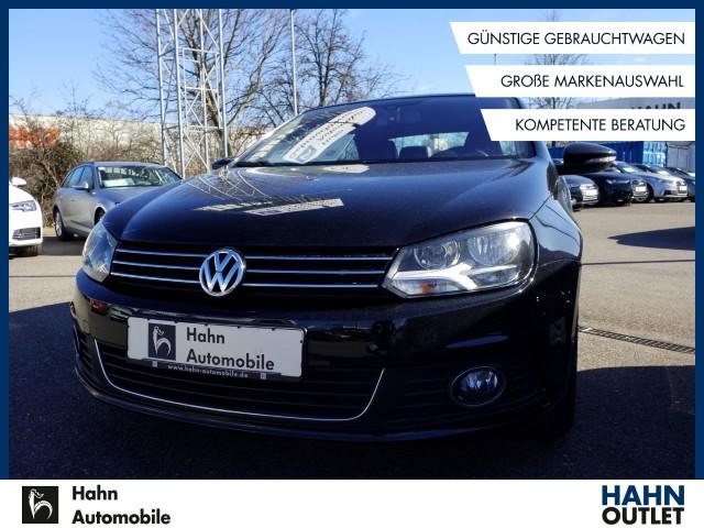 Volkswagen Eos Basis 1.4TSI Navi SItzh Einpark Climatr Tempo, Jahr 2012, Benzin