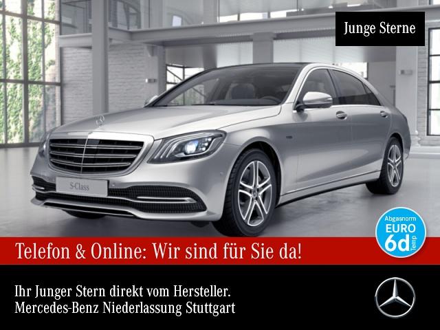 Mercedes-Benz S 560 e L Fondent FirstClass 360° Pano Multibeam, Jahr 2019, Hybrid