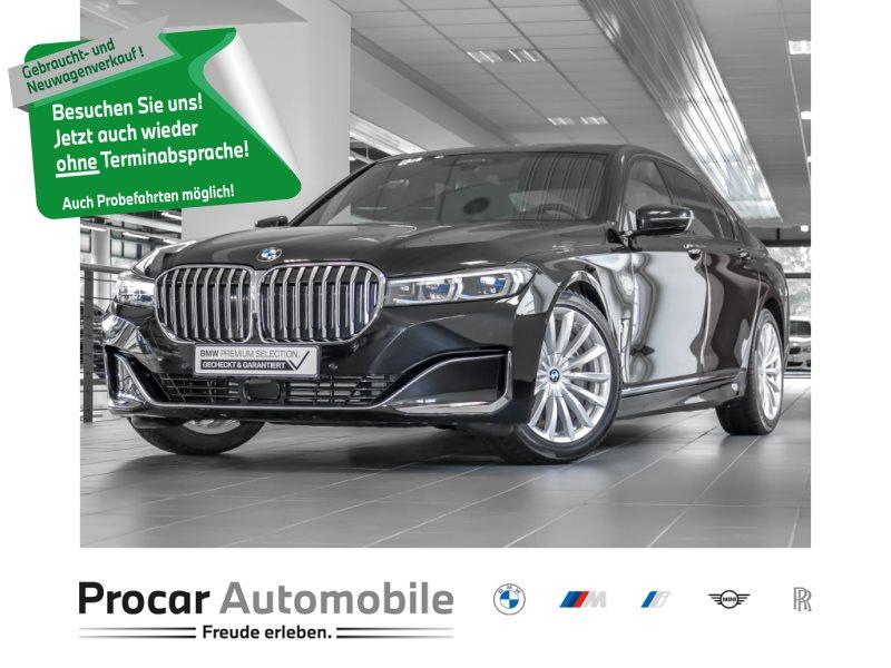 BMW 730d Laser Ferngesteuertes Parken PDC Soft-Close HUD Driving Assistant, Jahr 2020, Diesel