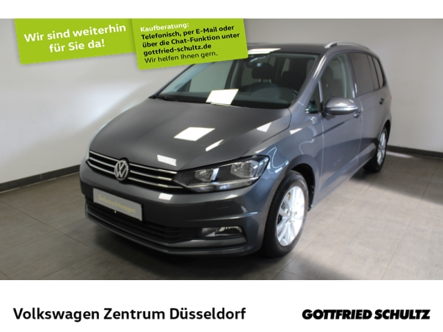 Volkswagen Touran Sound 1.2 TSI *Navi*Kamera*SHZ*PDC*, Jahr 2017, Benzin