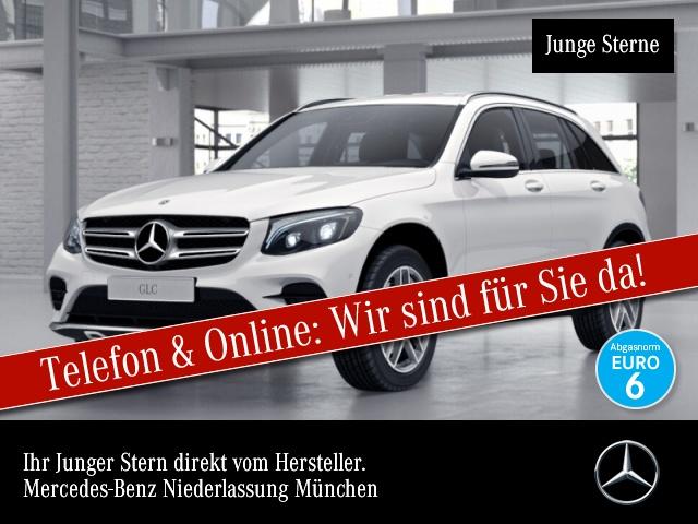 Mercedes-Benz GLC 350 d 4M AMG COMAND ILS LED EDW Klimaautom PTS, Jahr 2017, Diesel