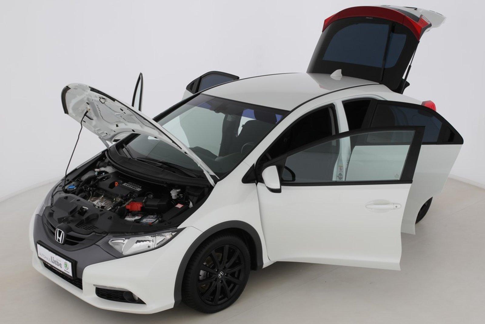 Honda CIVIC LIM 5 2.2 iDTEC SPORT KAMERA|TEMPOMAT, Jahr 2012, diesel