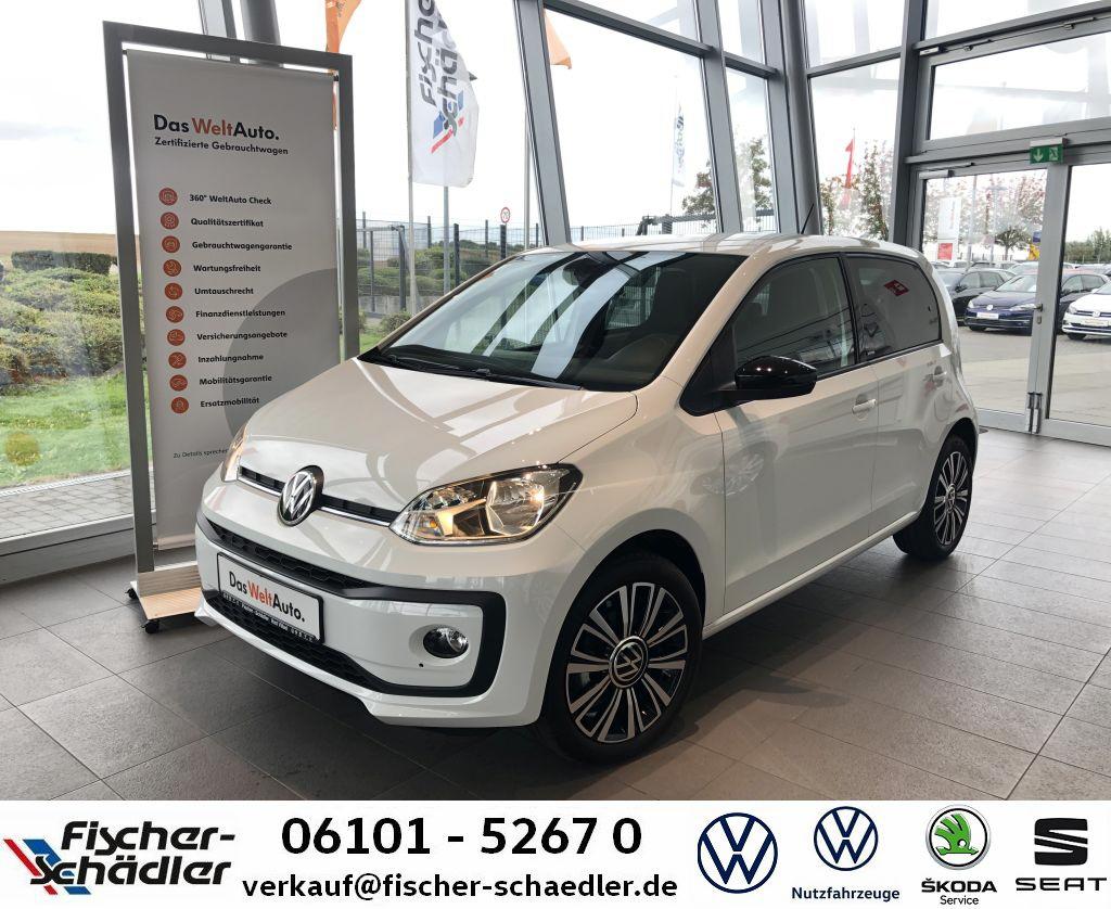"Volkswagen up! move up! ""United"" 1.0*Kamera*16''*Tel.*Clima, Jahr 2020, petrol"