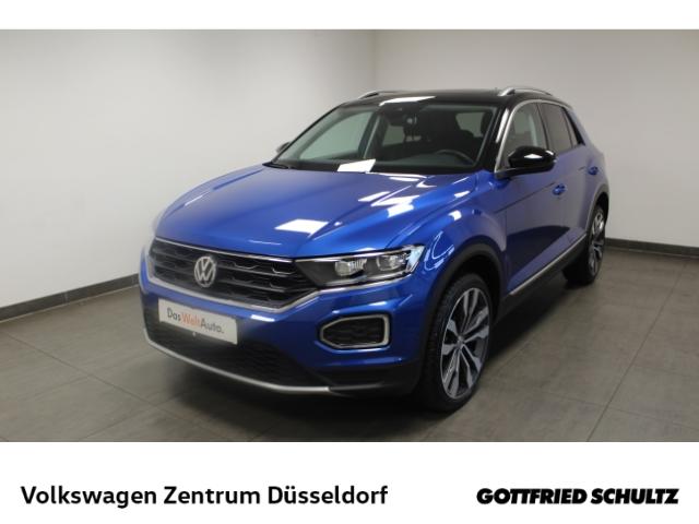 Volkswagen T-Roc 1.6 TDI Style *LED*Pano*Navi*virt Cockpit*ParkAssist*, Jahr 2019, Diesel