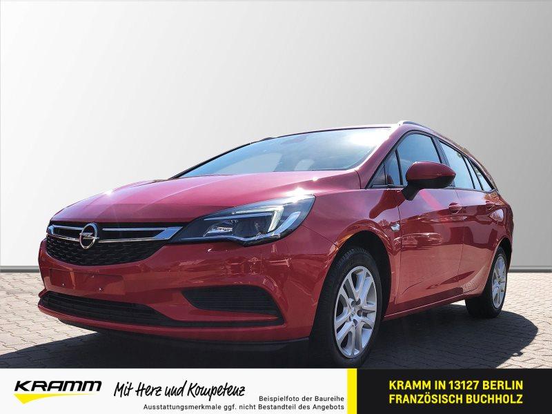 Opel Astra Sports Tourer EDITION 1.4, Jahr 2017, Benzin