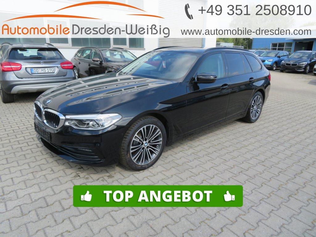 BMW 520 dA Touring Sport Line*Navi Prof*HeadUp*HiFi*, Jahr 2018, Diesel