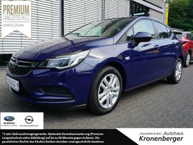 Opel Astra K 1.0 Edition Limousine Start/Stop Klima, Jahr 2017, Benzin