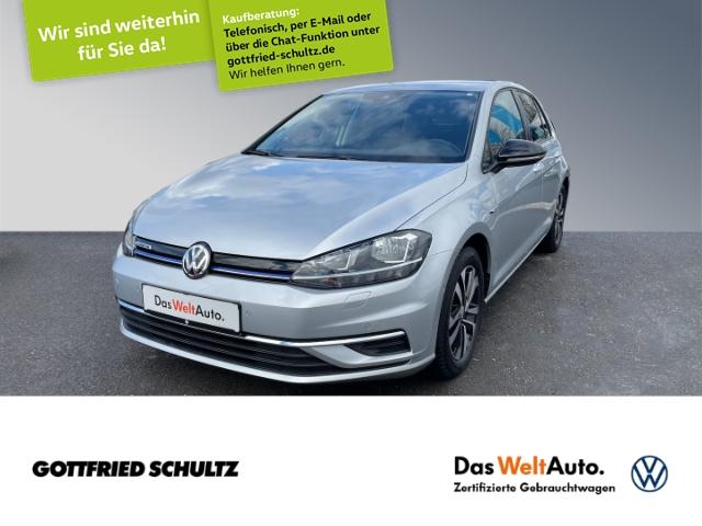 Volkswagen Golf IQ.DRIVE 1.5 TSI NAVI PDC RFK SHZ, Jahr 2020, Benzin