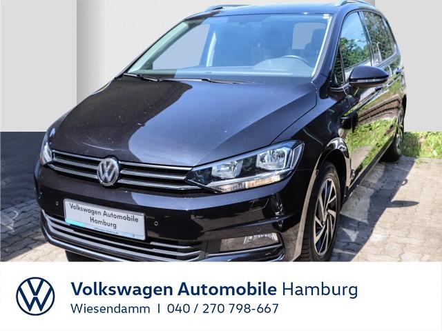 Volkswagen Touran 2.0 TDI Join AHK schwenkbar Klimaautomatik EGD Navi LM 7-Sitze, Jahr 2019, Diesel