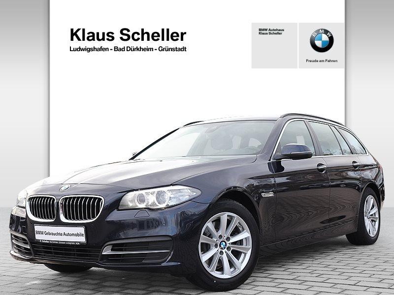 BMW 520d Touring HiFi Navi Prof. AHK Klimaaut. Shz, Jahr 2016, Diesel