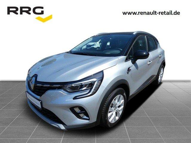 Renault Captur II TCe 130 GPF Intens, Jahr 2020, Benzin