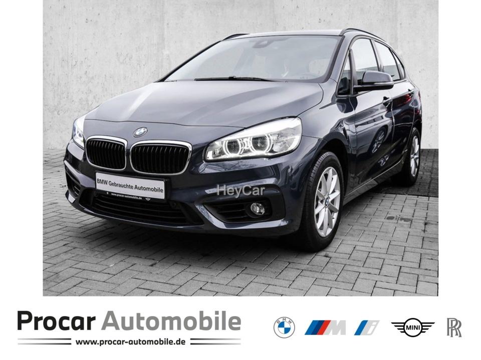 BMW 218 Active Tourer Advantage Aut. Klimaaut. AHK, Jahr 2018, Benzin