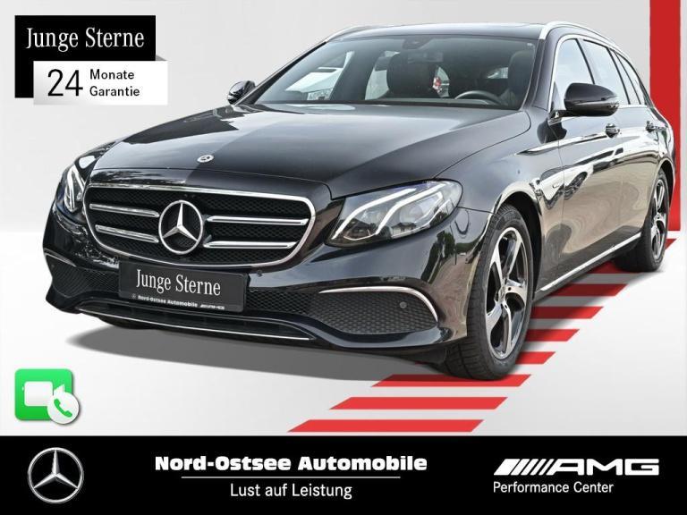 Mercedes-Benz E 220 d T Sportstyle Avantgarde Navi AHK Kamera, Jahr 2019, Diesel