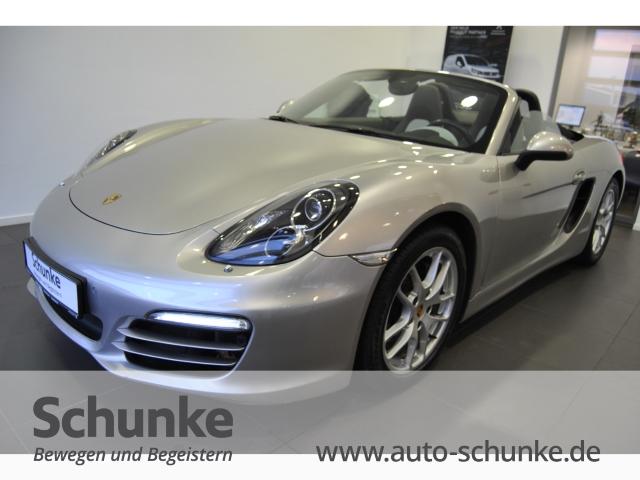 Porsche Boxster 2.7 *Einparkhilfe,Sitzheizung, Garantie*, Jahr 2012, petrol
